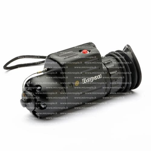Rilevatore di microcamere wifi
